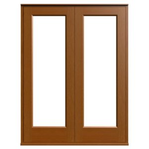 Casement Door D1-2 - Oak