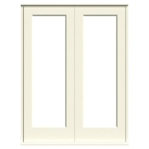 Casement Door D1-2-White