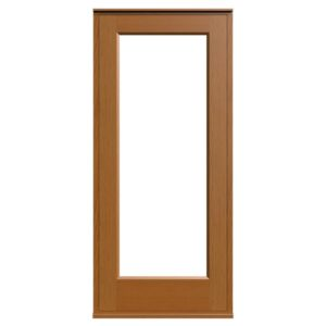 Casement Door D1-Oak