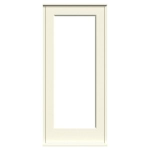 Casement Door D1-White