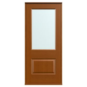 Casement Door D2 Raised-1 - Oak