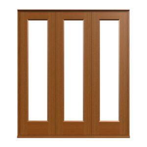 Sliding Folding Doors -D1-3-Oak