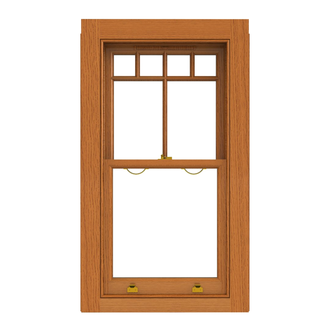 Traditional Sliding Sash Window PAT E Oak(inside)