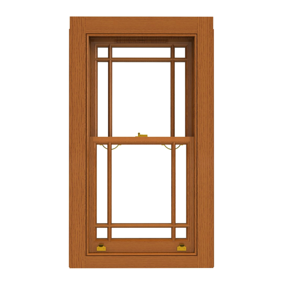 Traditional Sliding Sash Window PAT F Oak(inside)